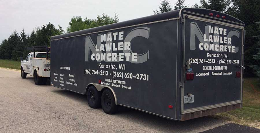 Nate Lawler Concrete - Property Maintenance