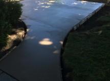 Walkway Installation